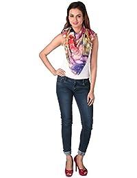 Ladybond Digital Printed Scarves, Scarf, Printed Scarf, Multi Scarf, Scarf For Women, Scarf For Girls, Scarf For...