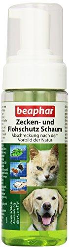 beaphar-75443-zecken-und-flohschutz-schaum-150-ml