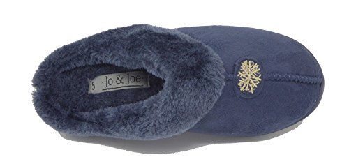 Jo & JoSnuggle - Ciabatte donna Navy blue
