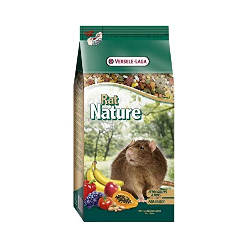 VERSELE LAGA Rat Nourriture Nature 2,5 kg, 1er Pack...