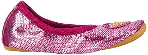 Prinzessin Lillifee  140036, Chaussures de Gymnastique fille Rose - Rose