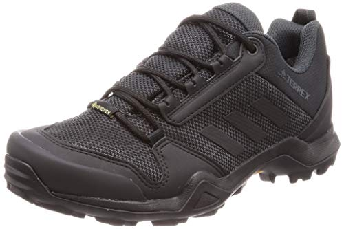 adidas Herren Terrex Ax3 GTX Walkingschuhe, Schwarz (Core Black/Carbon), 44 2/3 EU
