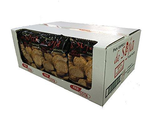 Caja de Pan Especial de Soja Tostado de Pan Cota