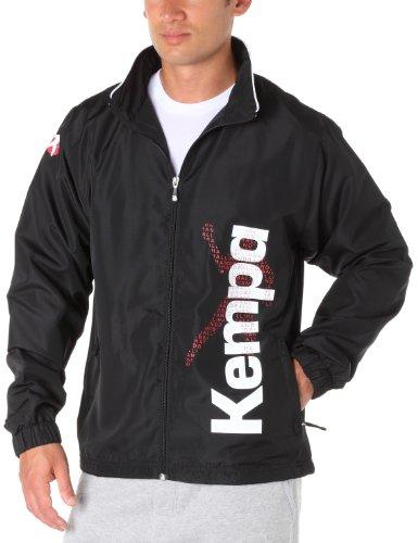 Kempa giacca Player Web, Uomo, Giacca, Jacke Player Web, nero, L