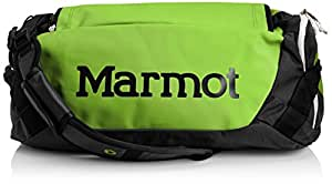 Marmot Men's Long Hauler Duffle - Large Bag - Green Envy/Black, One Size