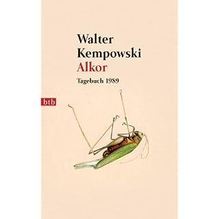 Alkor: Tagebuch 1989 (German Edition)