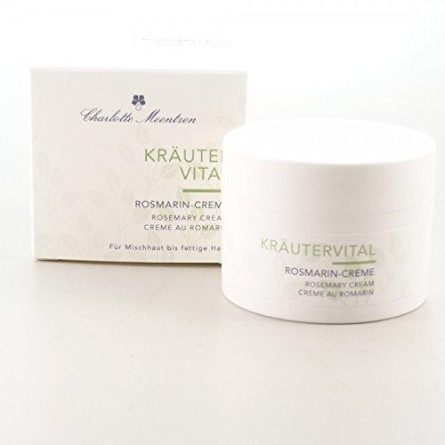 Charlotte Meentzen Kräutervital Rosmarin-Creme 50 ml
