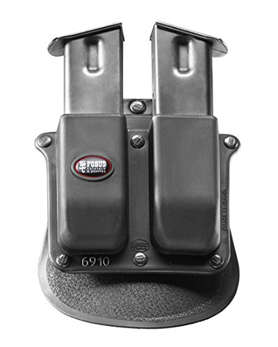 Fobus Double Magazine Paddle D. Mag. Pouch - PX4, Taurus 24/7, S&W 0.40, SIG 250,226, Beretta 92, Ruger P85 -