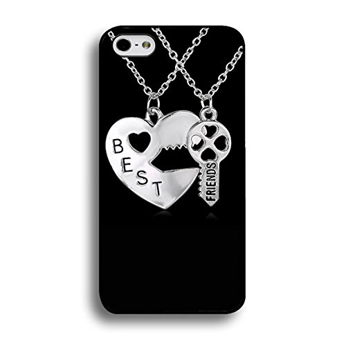 Necklace Iphone 6/6s 4.7 (Inch) Case Fashion Love Accessories Necklace Phone Case Cover for Iphone 6/6s 4.7 (Inch) Best Friends Special Color231d