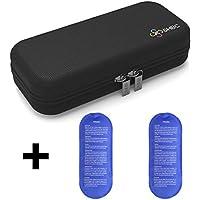 Preisvergleich für SHBC insulin für diabetiker bei kühler reisen organisieren medikamente isolierte kühlung tasche mit 2 packungen...