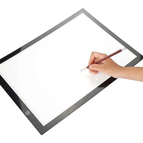Leuchtbox, USB A3 LED Leuchtbox Grafiktablett Touchpad Animation Bleistiftskizze