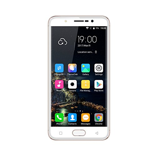 Gretel A9 - Smartphone libre Android 6.0 (pantalla de 5'' LCD IPS,...