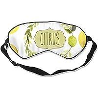 Weiche & glatte Schlafmaske Lustige Schlafmaske Kreative Augenmaske Schlaf (Citrus) preisvergleich bei billige-tabletten.eu