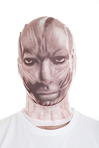 Morphsuits Maschera Mask Premium Muscoli Muscle