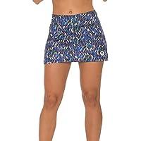 a40grados Sport & Style Fantasia Optic Falda, Mujer, (Estampado), 40/M