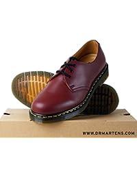Dr. Martens 1461 - Zapatos con Cordones para Hombre, color Cherry Red, talla 42