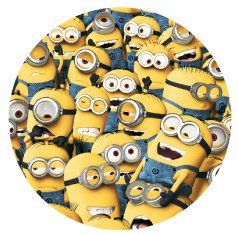 "Preisvergleich Produktbild DESPICABLE ME 2, Million Minions, Officially Licensed, 1.25"" x 1.25"" Button Schaltfläche"