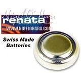 Renata 377 SR626SW 1.55v Silver Oxide Watch battery