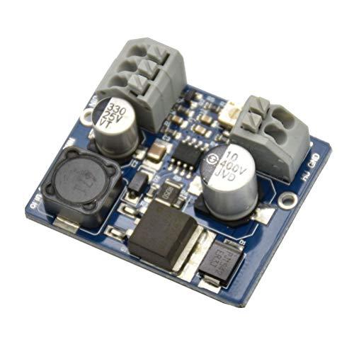 Hemobllo NCH6100HV Hochspannungs-DC-Netzteil-Modul für Nixie Tube Glow Tube Magic Eye -