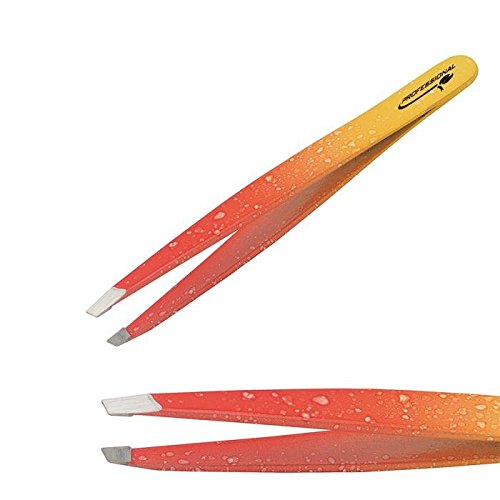 Xanitalia Pinzette Tweezer schräg Orange Professional