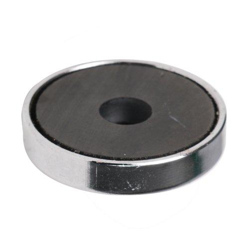 Silverline 106307 Ferrite Magnet 7.2 kg Capacity - Pack of 4