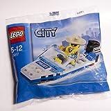 LEGO City: Police Boat Set 30017 (Bagged)