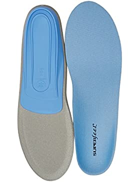 Superfeet Plantilla para zapatos, Azul