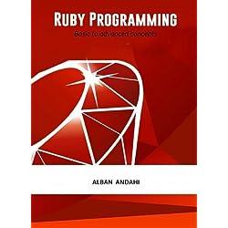 Ruby Programming: Basics to Advanced Concepts