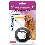Francodex - Francodex Collier anti-parasitaire chien - Noir