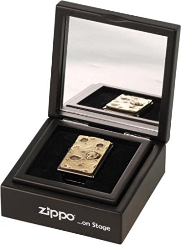 zippo-16275-mouse-on-stage-briquet-tempete-en-edition-limitee-decore-des-deux-cotes-chrome-argente