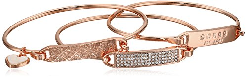 guess-3-piece-tension-id-rose-gold-bangle-bracelet