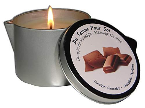 Storepil - Candela massaggiante al cioccolato, 150 g