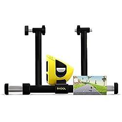 BKOOL Pro 2 - Rodillo y simulador de ciclismo Trainer Adulto, Negro