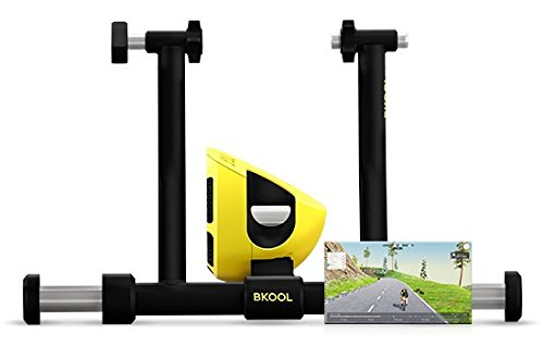 Bkool Smart Pro 2 Home Trainer Rulli Allenamento + Simulatore Premium