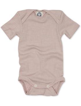 Cosilana Baby Body, Spezial Qualität 45% kbA Baumwolle, 35% kbT Wolle, 20% Seide