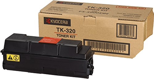 KYOCERA 1T02F90EU0 (TK-320) Toner black, 15K pages @ 5% coverage lowest price