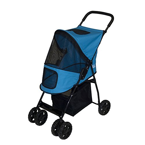 Pet Gear Hundebuggy Sport Lite, Blau