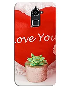 FurnishFantasy 3D Printed Designer Back Case Cover for Coolpad Note 3 Lite