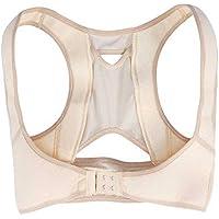 Unsichtbarkeit Zurück Körperhaltung Korrektor Gürtel Verband Für Frauen Buckel Relief Weste Rücken Rücken Hosenträger Korsett,M