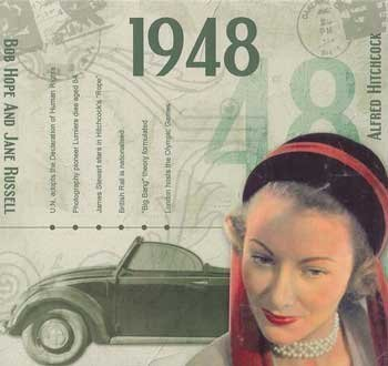 Preisvergleich Produktbild Time to Remember 1948 + Card [UK Import]