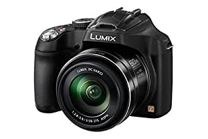 Panasonic DMC-FZ72 Camera Black 16.1MP 60xZoom 3.0LCD FHD 20mm Lumix DC Vario