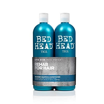 BED HEAD by TIGI Urban Antidotes Recovery Tween Duo Moisture Shampoo and Conditioner 2x750 ml - cheap UK light store.