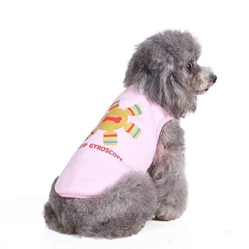 TUOTANG Ropa Mascotas Chaleco Perro Verano Ropa Perros