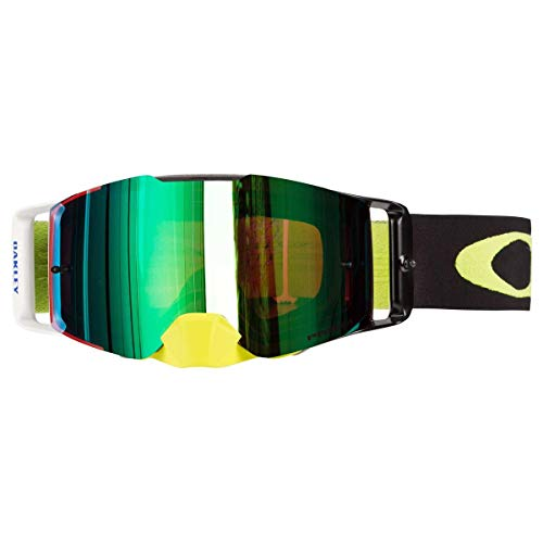 Oakley Crossbrille Front Line MX Grün