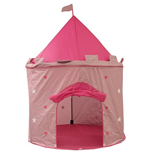 SURREAL-Kids-Princess-Girls-Castle-Indoor-Outdoor-Pop-Up-Play-Tent-House