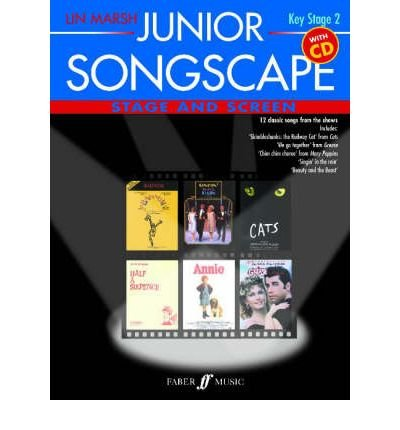 [( Junior Songscape: Stage and Screen )] [by: Lin Marsh] [Jan-2007]