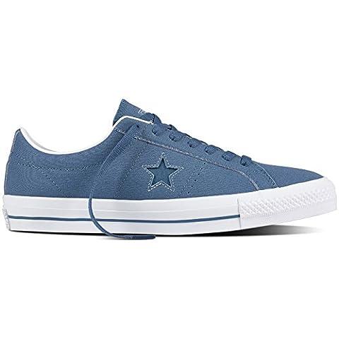 Converse Baskets One Star Pro–Blue Coast/Blue Gran 9,5 BLUE COAST/BLUE