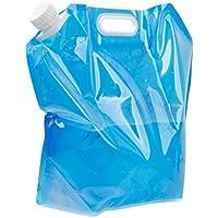 10L Plegable PE Bolsa de Agua Bolsa Al Aire Libre