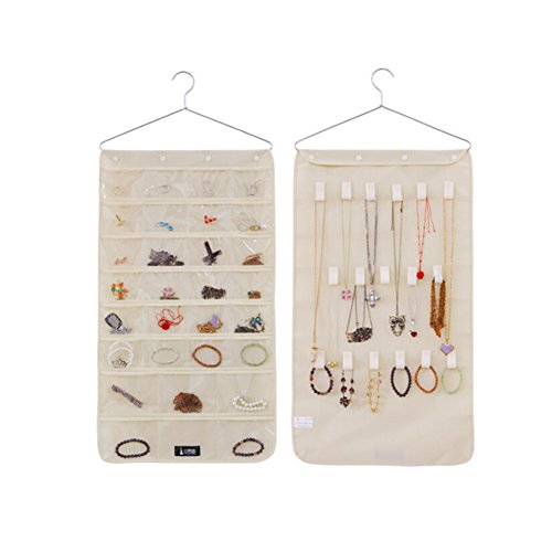 just-life-30-pockets-17-hook-and-loop-tabs-hanging-jewelry-hanging-earrings-necklace-bracelet-closet