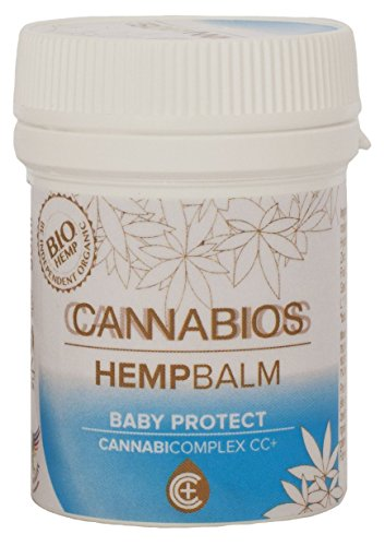 *Cannabios Bio-Baby-Hanfbalsam mit Zink 50ml*